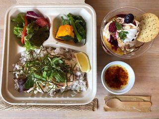 やすんば エビマヨと豆腐のサラダご飯 やすんばパフェ ブルリェ.jpg